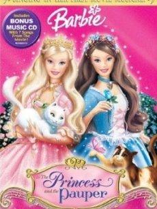 动漫 芭比公主 真假公主 图片 PPTV动漫 -芭比公主 真假公主