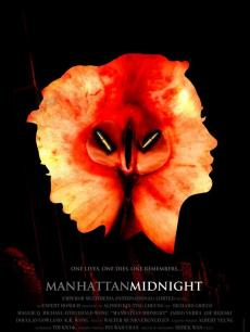 午夜曼哈顿海报